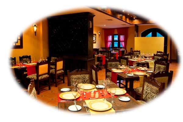 Restaurant El Meson, spanish cuisine speciality