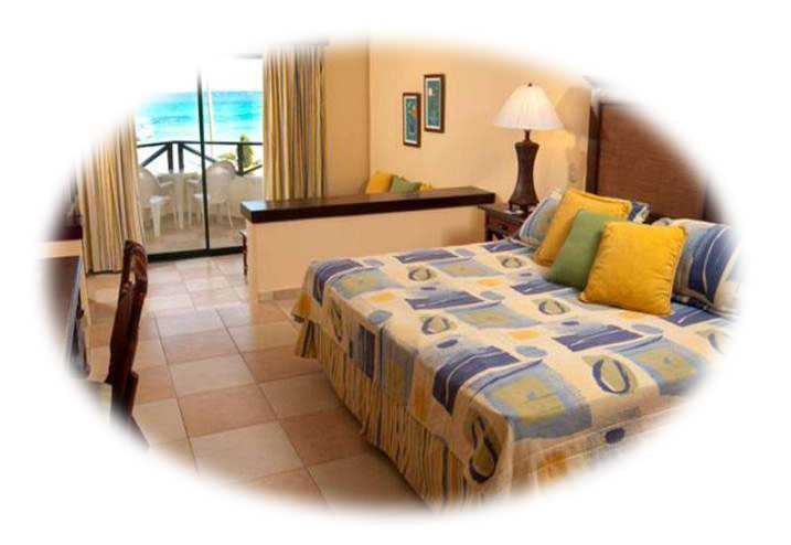 Ocean View Junior Suite barcelo dominican beach Rooms