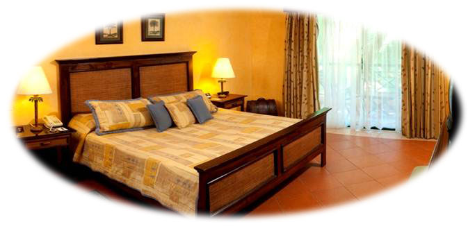 barcelo dominican suite room