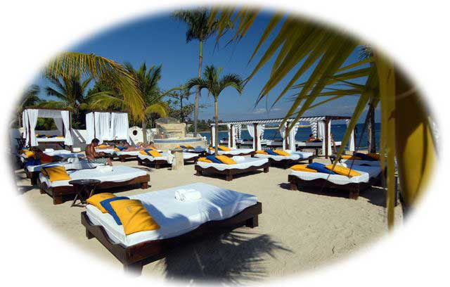 vip beach lifestyle tropical beach resort